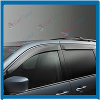 DOOR VISOR FOR MARUTI A-STAR (SET OF 4Pcs)+ FREE CAR CLEANING MICROFIBER GLOVES