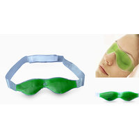 Set Of 2 - Magnetic Cool Eye Mask Stress Reliever Improves Eye Vision