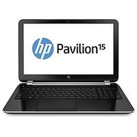 HP Pavilion 15-P017TU Notebook (4th Gen Ci3/ 4GB/ 1TB/ Win8.1) (Natural Silver)