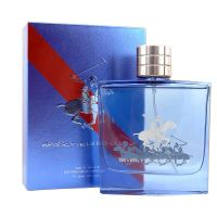 Beverly Hills Polo Club Blue Eau De Toilette - 100 Ml (For Men)