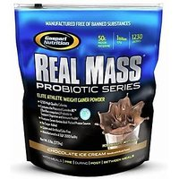 Real Mass Gainer - Chocolate - 12 Lbs - 5372734