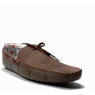 Mens Casual Loafer AB-Brown
