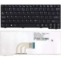 LAPTOP KEYBOARD FOR Acer Aspire One A110 A110X A110L 150 A150X A150L ZG5