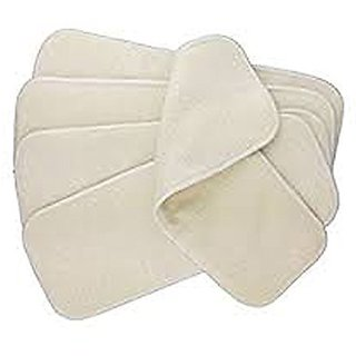 Tinytots Set Of 5 Bamboo Inserts for cloth diapers