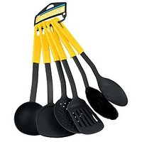 Set  Of Six Pcs Nyloon Spoon Set
