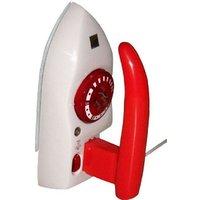 Mini Travel Iron Sleek Portable Compact Travel Iron Box Clothes Ironing - 5386002