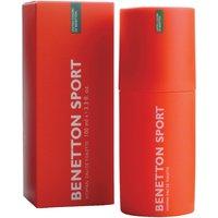 United Colors Of Benetton BENETTON SPORT Eau De Toilette - 100 Ml (For Women)