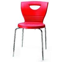 Nilkamal Novella Chair Ns15-Red