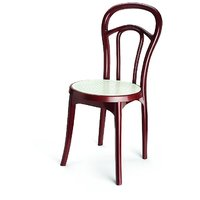 Nilkamal Vap Chair 4040 Maroon-Cream