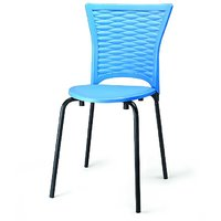Nilkamal Novella Chair Ns14-Blue