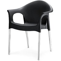 Nilkamal Novella Chair Ns09-Black