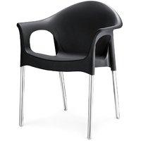Nilkamal Novella Chair Ns09-Black