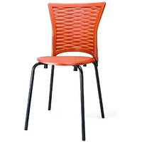 Nilkamal Novella Chair Ns14-Rust
