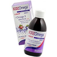 HealthAid KidzOmega - 200ml Liquid