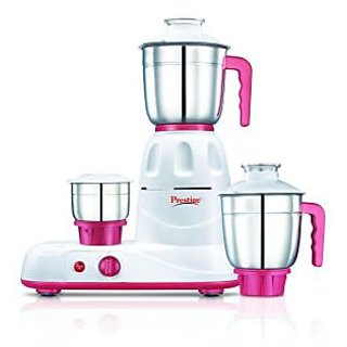 Prestige Mixer Grinder Hero DX @ 2240 Rs + 45 CBs from Shopclues. Low Price. chk comp