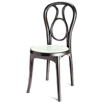 Nilkamal Vap Chair 4041 Weather Brown-Cream