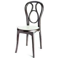 Nilkamal Vap Chair 4041 Weather Brown-Cream