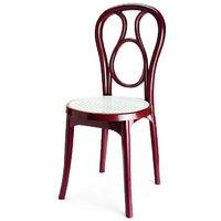 Nilkamal Vap Chair 4041 Maroon-Cream
