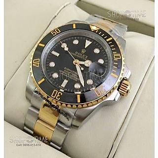 Rolex Submariner Swiss Mens Watch With Original Box