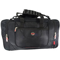 COSMUS URANUS BLACK TRAVELLING BAG (TB-3003-URANUS-BLACK)-40051013003