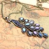 """The Pari Multi Color 14"""" Chain Necklace"""