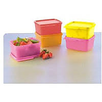 TUPPERWARE KEEP TAB SMALL SET OF 5PCS