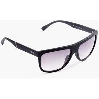 IDEE Black & Purple Unisex Sunglasses