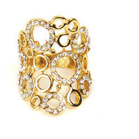 The Pari Trendy Golden Ring (TPRI12-73)
