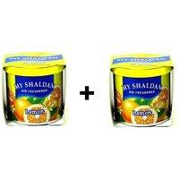 Combo Of My Shaldan Air Freshener Perfume Lemon+Lemon Flavor