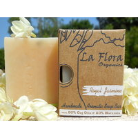 Royal Jasmine Handmade Soap Bar Aromatic Handmade Vegan Chemical Free