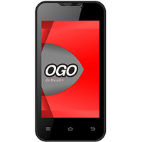 OGO S4  Black SMART MOBILE PHONE