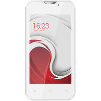 OGO S4 WHITE SMART MOBILE PHONE