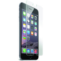 Tempered Glass Screen Scratch Protector Guard For Apple Iphone 6+ (Clear)