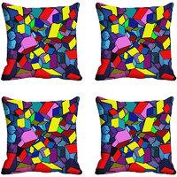 MeSleep Cubes Digitally Printed Cushion Covers