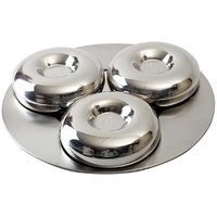 Magpie  Set Of 3 Nut Bowl With Tray Model NB144 Offer For Limited Period Till Stocks Last