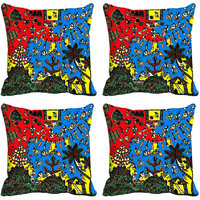 MeSleep Multi Worli Digitally Printed Cushion Covers