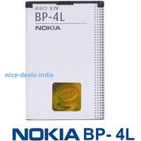 ORIGINAL NOKIA BP4L BP 4L NOKIA BATTERY FOR NOKIA E63 E71 E72 N97 E90 E52 E55 6760