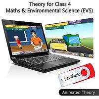 Globalshiksha CBSE 4 Maths & EVS (Online Course)