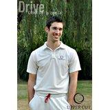 Upper Cut Drive Cricket Jersey Shirt Short Sleeves Boys Size
