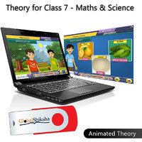 Globalshiksha CBSE 7 Maths & Science (Online Course)