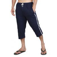 Signature Capri Friends 100% Cotton Hosiery Mens With Zip Pockets