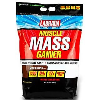 Labrada Muscle Mass Gainer (12Lbs) Limited Stock