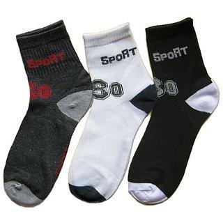 comfort 3 pairs ankle socks
