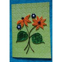Handmade Quilled Greeting Cards - 5438122