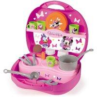 Simba Smoby Minnie Mini Kitchen, Multi Color