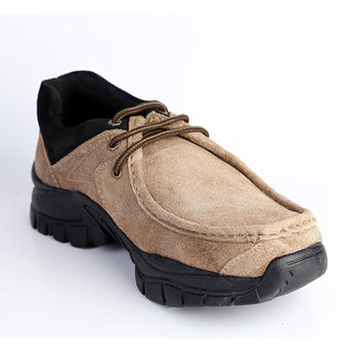 Banjoy Beige Casual Shoes