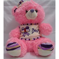 Teddy Bear Soft Toy 1.3 Feet = 15 Inch Wearing T-Shirt High Quality
