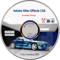 Learn Adobe After Effects CS6 Video Training DVD
