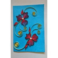 Handmade Quilled Greeting Cards
