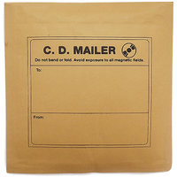 CD / DVD Mailer / Cover To Protect CD / DVD From Damage - Pack Of 100